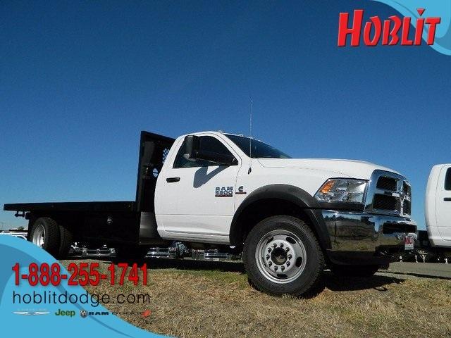 2016 Ram 5500hd  Flatbed Truck