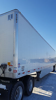 2015 53 ft semi trailer