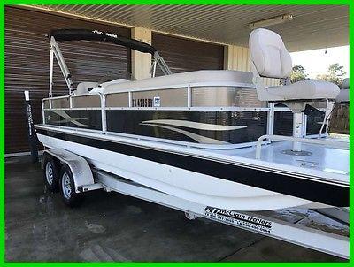 2013 Hurricane 226 26' LOA Deck Boat with McClain Trailer 150HP Evinrude E-Tech