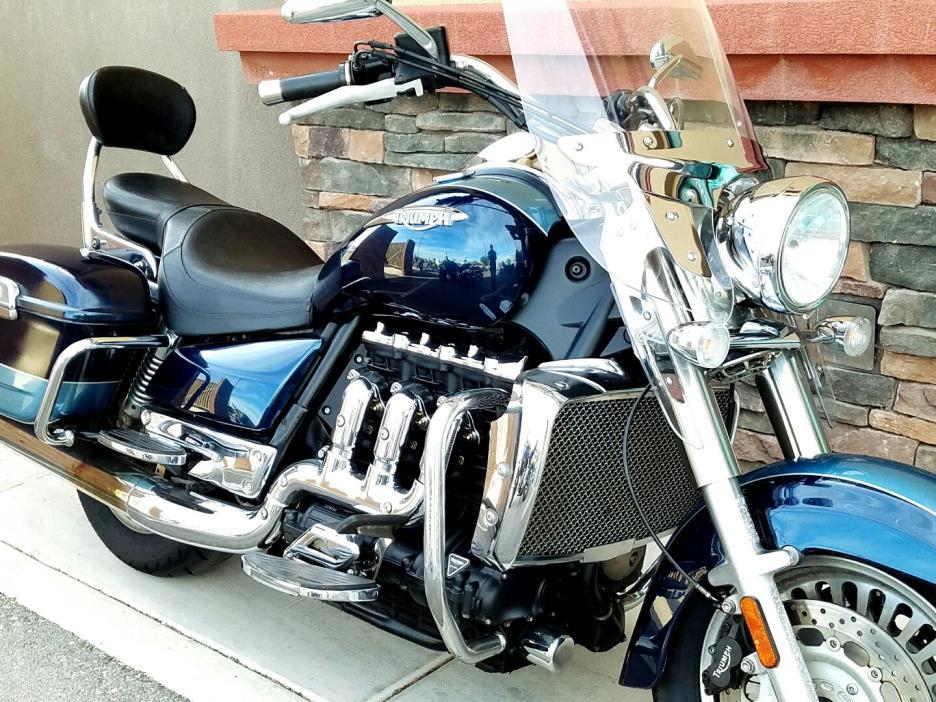 triumph rocket iii motorcycles for sale in las vegas nevada. Black Bedroom Furniture Sets. Home Design Ideas