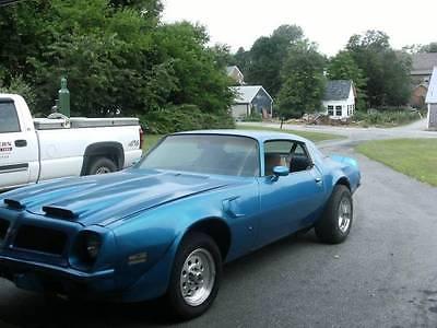 1975 Pontiac Trans Am  1975 Pontiac Trans Am