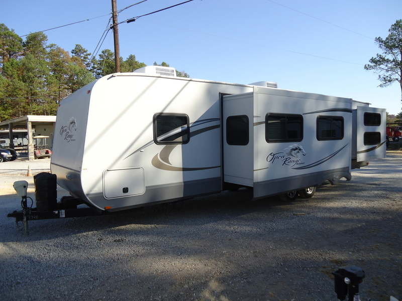 2013 Open Range Rv Roamer RT331BHS
