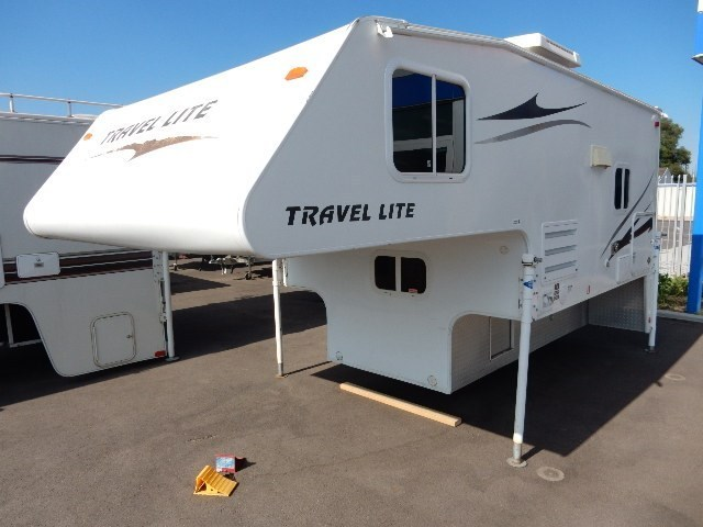 2008 Travel Lite 890 RX