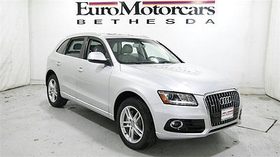 2014 Audi Q5 Q5 TDI PREMIUM PLUS audi q5 q 5 tdi diesel premium plus 13 14 15 16 best deal price navigation used