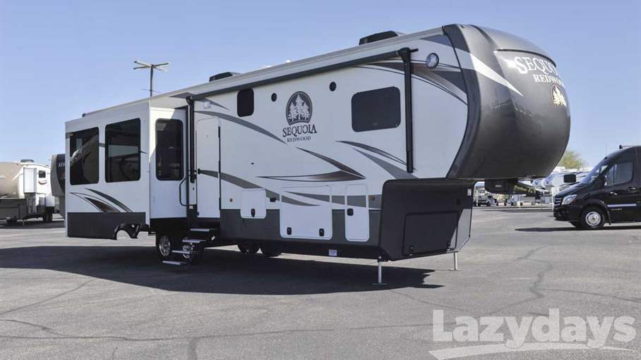 Redwood Rv Sequoia 38GKS