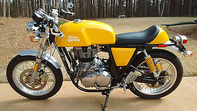 2015 Royal Enfield CONTINENTAL GT CONTINENTAL GT CAFE RACER Royal Enfield Continental GT