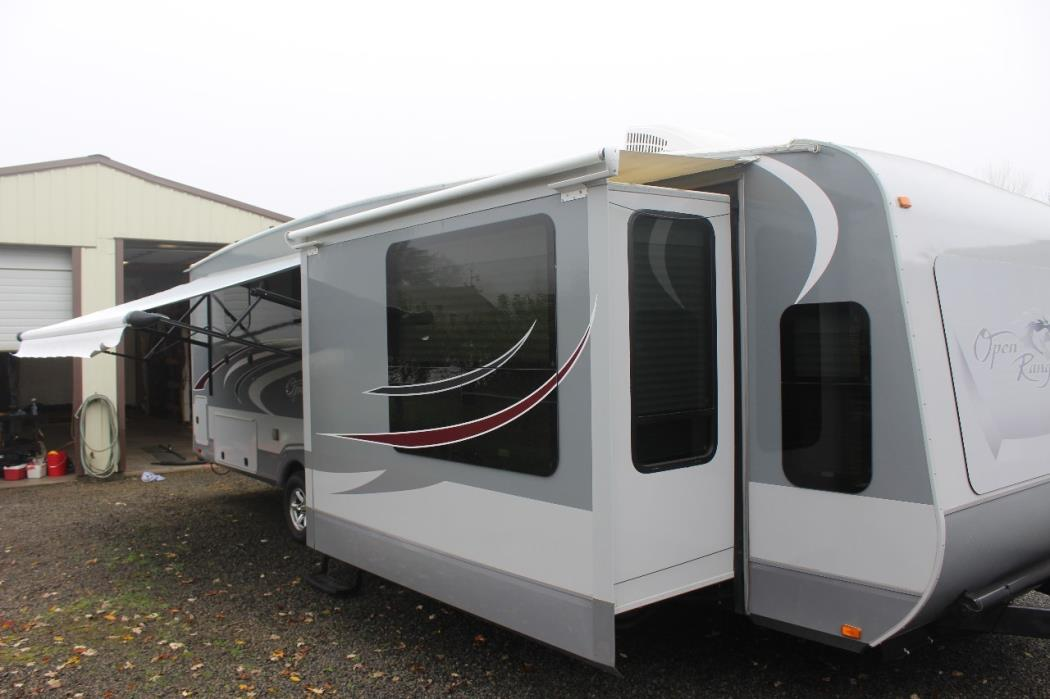 2015 Open Range JOURNEYER JT340FLR