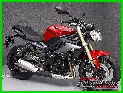 Triumph Street Triple ABS 2015 Triumph Street Triple ABS New