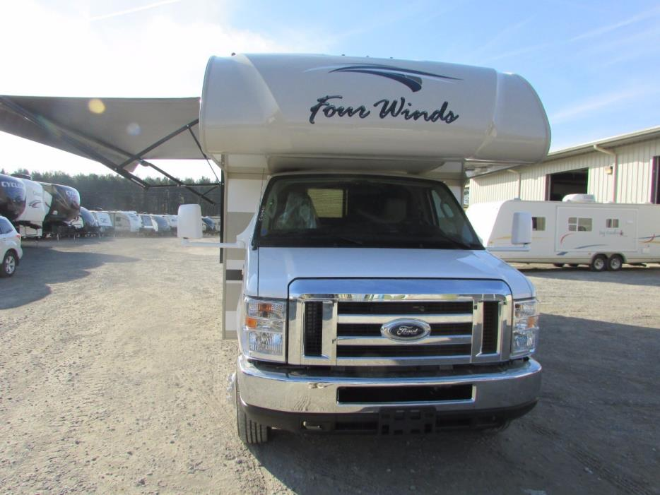 Thor Motor Four Winds Rvs For Sale In Indiana