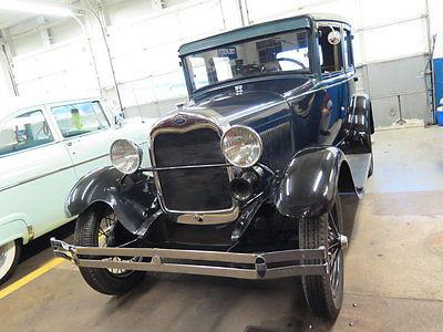 1929 Ford Model A driver quality model a fordor sedan