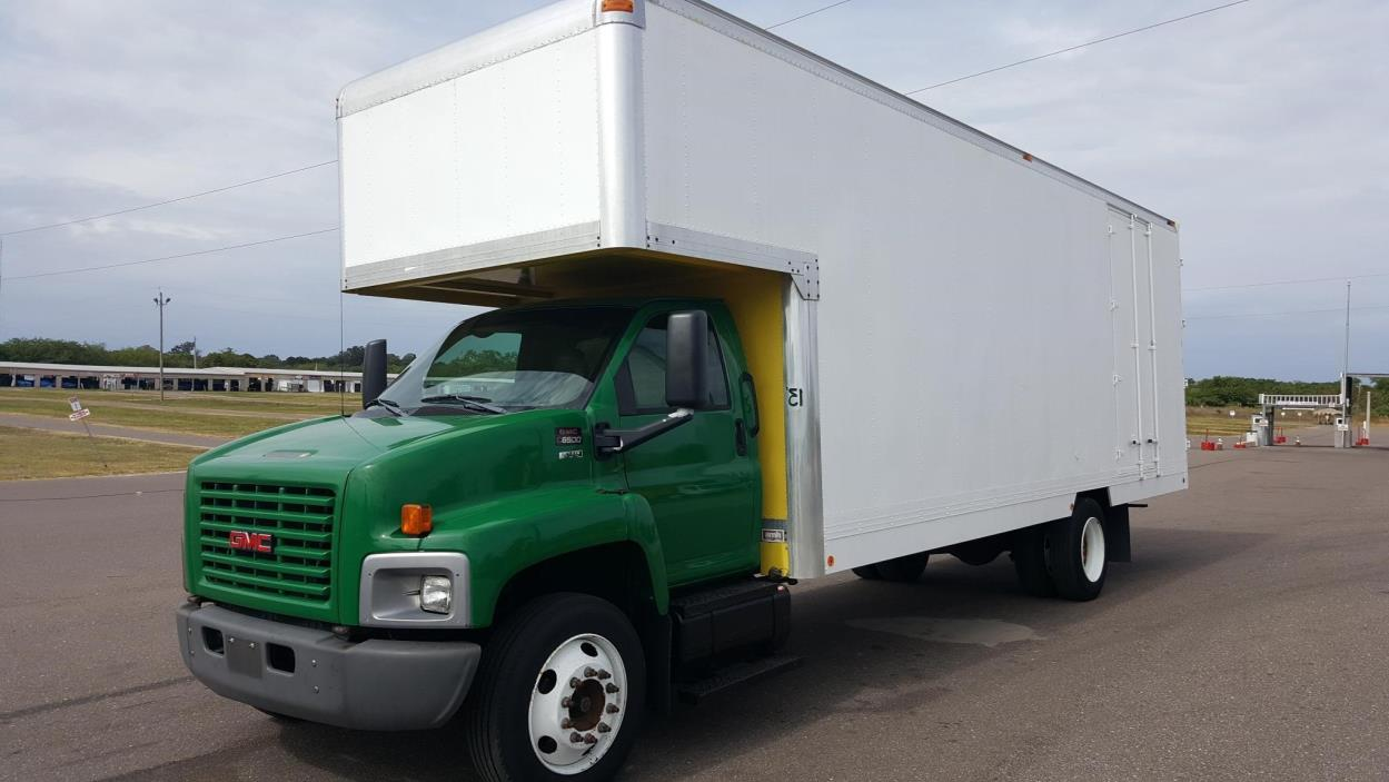 2004 Gmc Topkick C7500 Moving Van