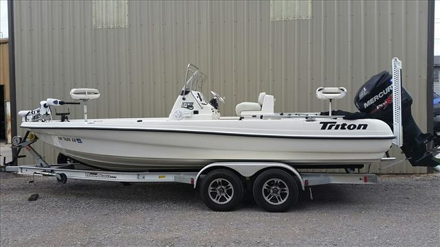 Triton 220 Lts Boats For Sale