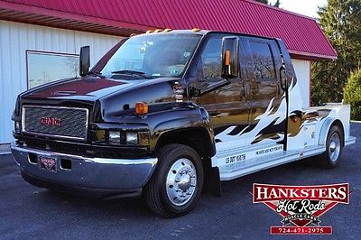 2008 GMC Other CREW CAB LAREDO CONVERSION with RACE TRAILER 2008 GMC C4500 CREW CAB LAREDO CONVERSION with 40' RACE TRAILER