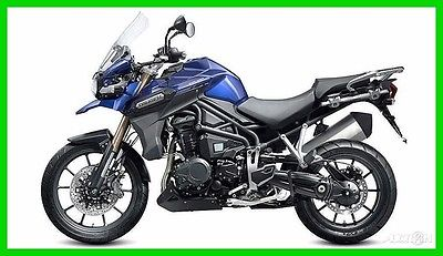 Triumph Tiger Explorer 2014 Triumph Tiger Explorer New