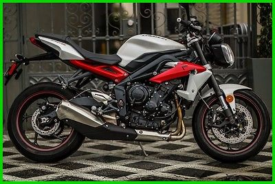 Triumph Street Triple R ABS 2015 Triumph Street Triple R ABS New