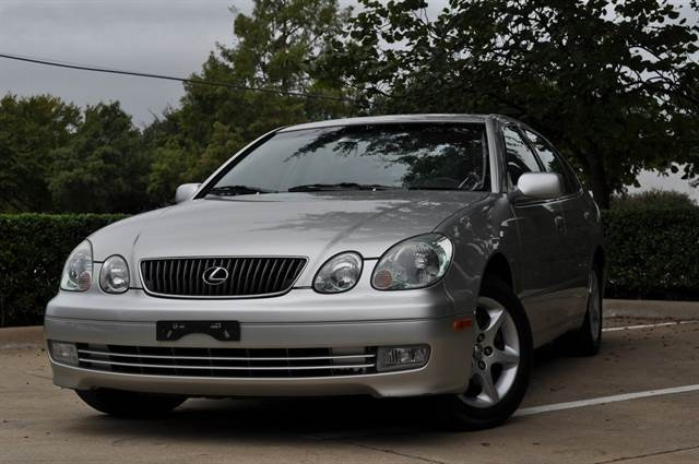 2003 Lexus GS 300 4dr Sdn
