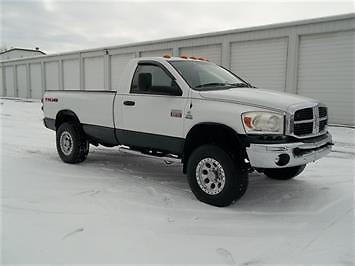 2007 Dodge Ram 2500 SLT Standard Cab Pickup 2-Door 2007 Dodge Ram 2500 SLT Standard Cab Pickup 2-Door 6.7L