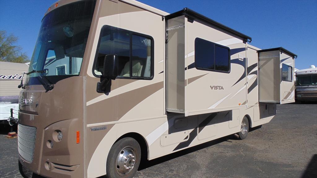 2015 Winnebago Vista 30T