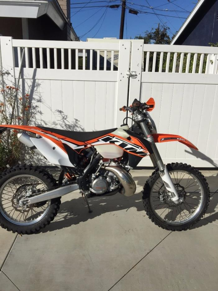 ktm 200 xc w motorcycles for sale in california. Black Bedroom Furniture Sets. Home Design Ideas