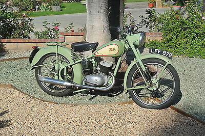 1955 Other Makes Bantam  Cool!!!!!  Original??  BSA. Bantam. D1.