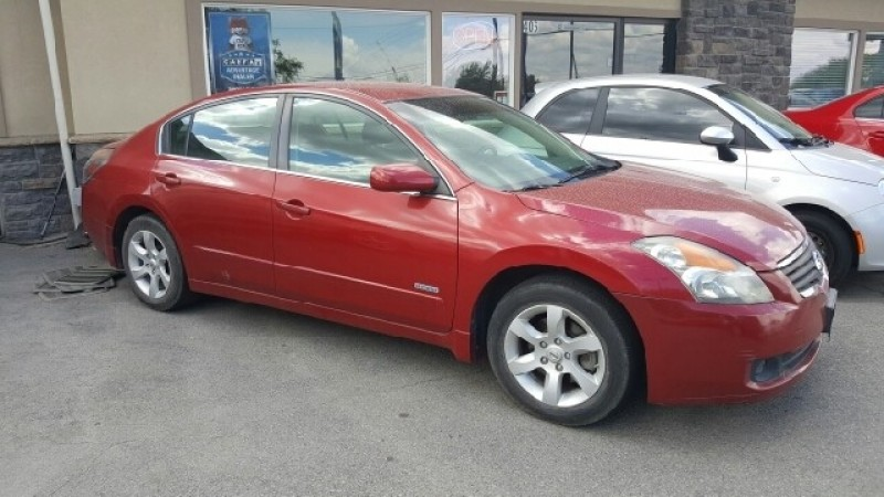 2009 Nissan Altima Hybrid Base 4dr Sedan