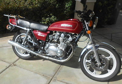 1978 Suzuki GS 1978 Suzuki GS750EC - Excellent Condition