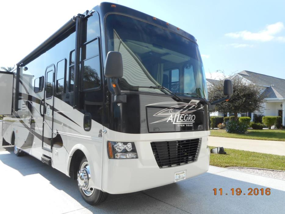 2009 Tiffin Motorhomes ALLEGRO OPEN ROAD 32BA