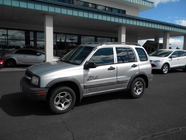 2001 Chevrolet Tracker ZR2