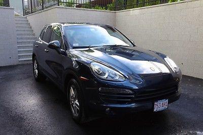 2012 Porsche Cayenne Premium Package Plus Porsche Cayenne Tiptronic 2012 with Premium Package Plus