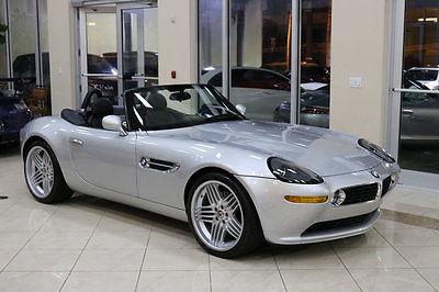 2003 BMW Z8 Alpina Roadster 2003 BMW Z8 ALPINA.