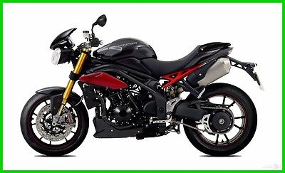 Triumph Speed Triple R ABS 2015 Triumph Speed Triple R ABS New