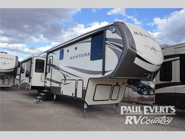 2016 Keystone Rv Montana 3402RL