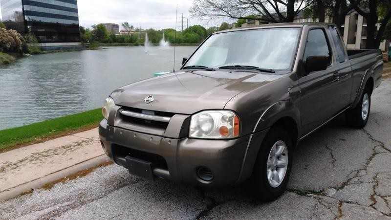 2001 Nissan Frontier XE 2dr King Cab SB 2WD