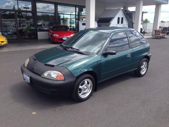 1998 Chevrolet Metro Cars For Sale