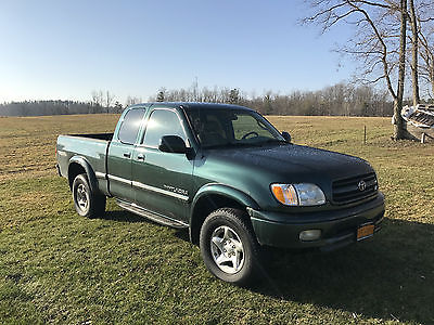 2001 Toyota Tundra Limited Extended Cab Pickup 4-Door 2001 Toyota Tundra Limited 4WD 4.7L V8 - Loaded