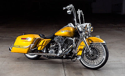 2008 Harley-Davidson Touring  2008 Harley Davidson Full Cholo Gangster style Road King by CCW in Arizona