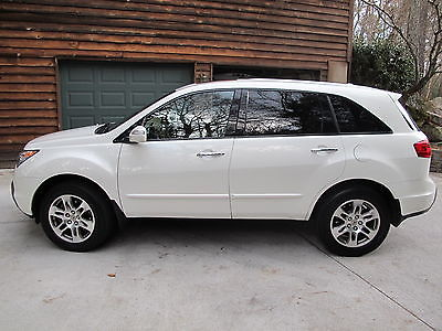 2008 Acura MDX  2008 AWD 3rd Row Seats Pristine Condition
