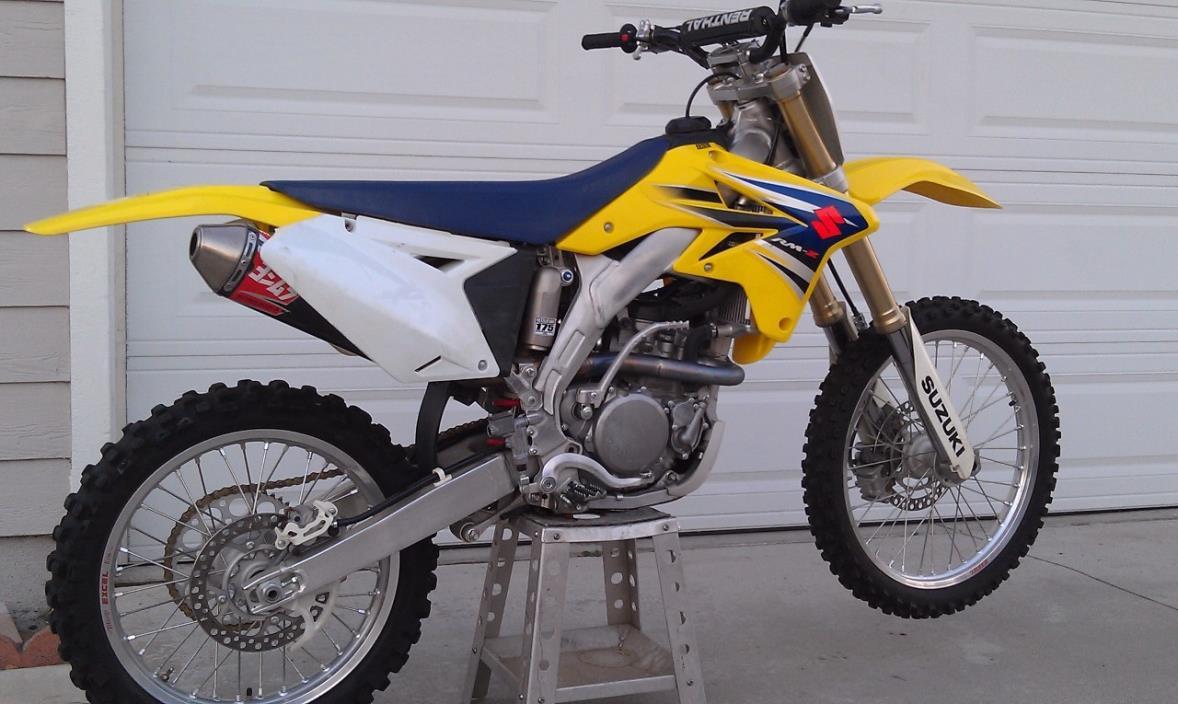 Honda 4 Wheeler Yellow >> 2009 Rmz 250 Motorcycles for sale
