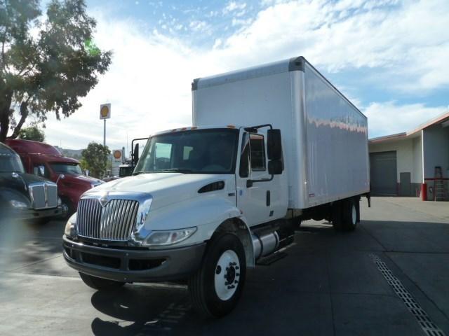 2012 Ihc 4300  Box Truck - Straight Truck
