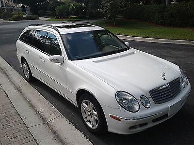 2004 Mercedes Benz E Class E320 ****MERCEDES BENZ E320 WAGON