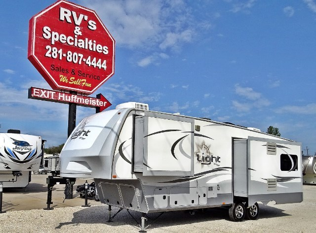 2013 Open Range Rv Light 318RLS