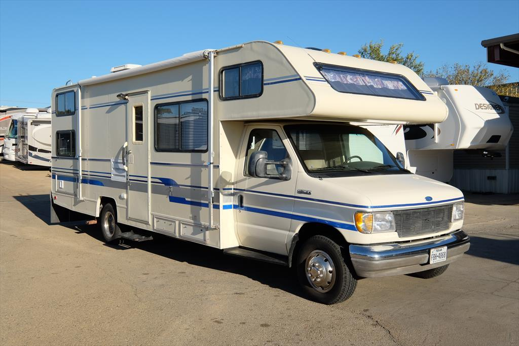 Fleetwood ford rvs for sale in texas for Motor homes for sale in texas
