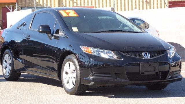 2012 Honda Civic Coupe 2dr Automatic LX