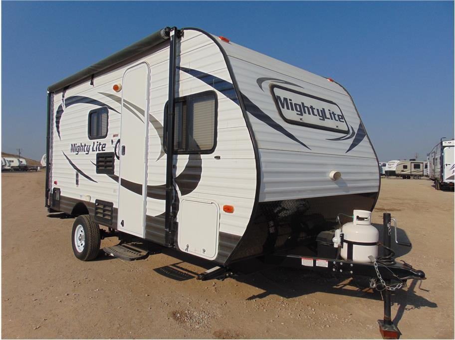 2015 Pacific Coachworks MIGHTY LITE 14RBS
