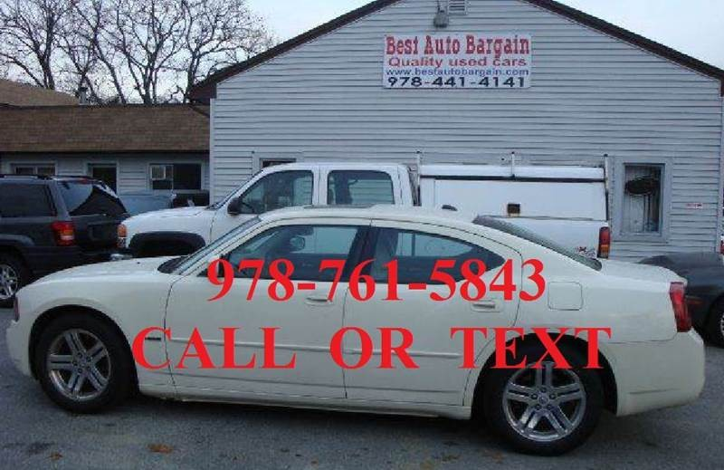 Dodge cars for sale in lowell massachusetts for Motor vehicle lowell ma