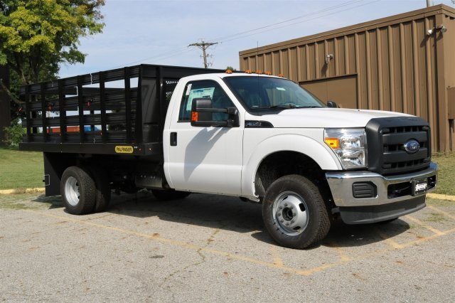 2016 Ford F350  Landscape Truck