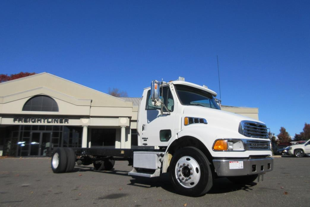 2007 Sterling Acterra 8500 Cab Chassis