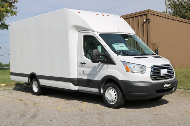2016 Ford Transit350 Xl W/ 16' Unicell Box  Box Truck - Straight Truck