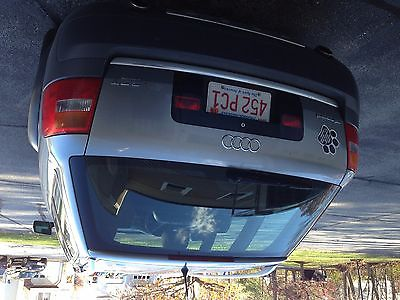 2002 Audi Allroad 2002 Audi Allroad