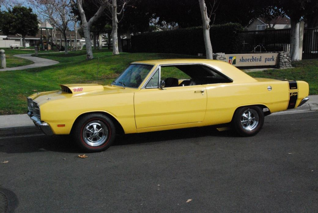 1969 Dodge Dart Cars for sale